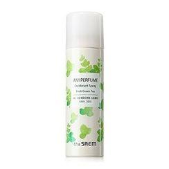 The Saem - Any Perfume Deodorant Spray (Fresh Green Tea) 100ml