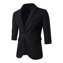 Fireon - 七分袖西装外套