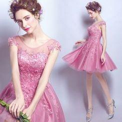 Angel Bridal - 蕾絲小禮服