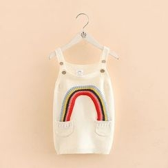 Seashells Kids - Kids Rainbow Knit Vest