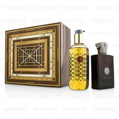 Amouage - Lyric Coffret: Eau De Parfum Spray 100ml/3.4oz + Bath and Shower Gel 300ml/10oz