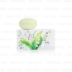 Crabtree & Evelyn - Lily Triple-Milled Soap