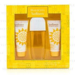 Elizabeth Arden - Sunflowers Coffret: Eau De Toilette Spray 100ml/3.3oz + Body Lotion 100ml/3.3oz + Hydrating Cream Cleanser 100ml/3.3oz
