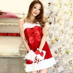 Cosgirl - 聖誕舞會服裝