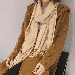 Lyrae - 纯色围巾