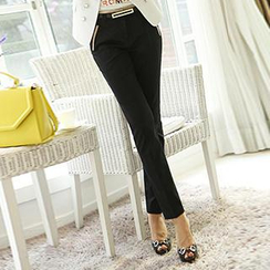 Caroe - Slim-Fit Dress Pants