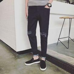 Masowild - Applique Jeans