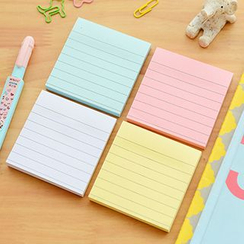 MissYou - Ruled Sticky Note