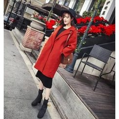 RUI - Woolen Long Coat
