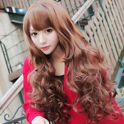 GABALMANIA - Long Full Wig - Curly