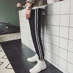 Soulcity - Striped Sweatpants