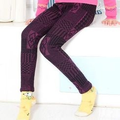 Aquafaba - Kids Patterned Leggings