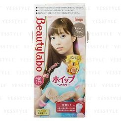 hoyu - Beautylabo Whip Hair Color (Sweet Brown)