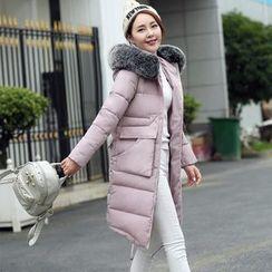 Sienne - Hooded Padded Down Coat