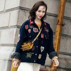 Tulander - Patch Embroidered Jacket