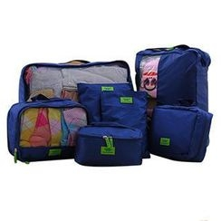 Evorest Bags - Set of 7: Travel Packing Cubes