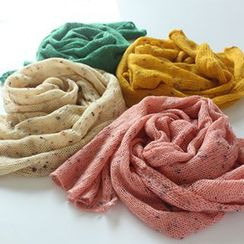 EVEN - Kids Mélange Knit Scarf