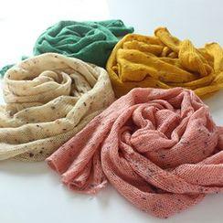 EVEN - 小童混色針織圍巾