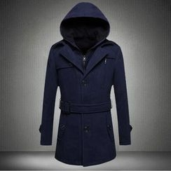Blueforce - Hooded Zip Coat