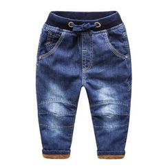 Kido - Kids Fleece Lined Jeans