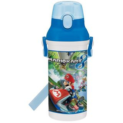 Skater - Mario Kart Push One Water Bottle 480ml