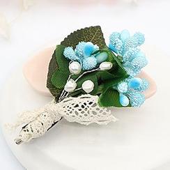 Mocca - Floral Brooch (Various Designs)