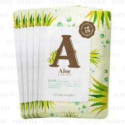 Etude House - I Need You, Aloe! Mask Sheet