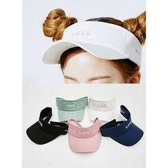 icecream12 - 字母太陽帽