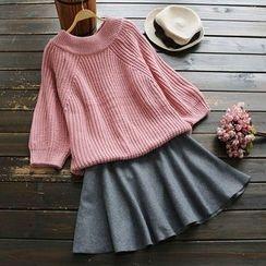 YOYO - Raglan Sweater