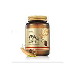 SCINIC - Snail All-in-one Ampoule 250ml