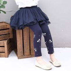 Youtale - Kids Leggings Inset Skirt