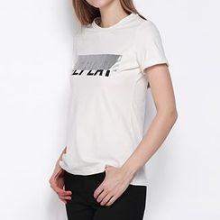 Obel - Short-Sleeve Print T-Shirt