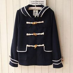 TOJI - Toggle Coat