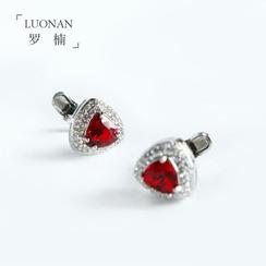 Luonan - 宝石袖扣