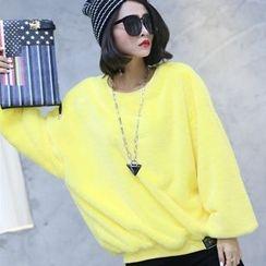 Emeline - Fleece Sweatshirt