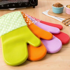 Home Simply - Dotted Oven Glove