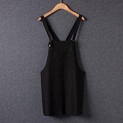 Ewheat - Elastic Jumper Skirt