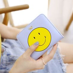 Rinka Doll - Smiley Face Wallet
