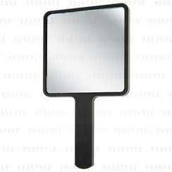 3 CONCEPT EYES - Square Hand Mirror (Black) (Large)