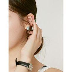 FROMBEGINNING - Set of 5: Stud Earrings