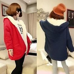 Rocho - Reversible Fleece Hood Jacket