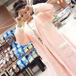 Snorie - Fleece Lined Robe