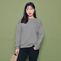 HOTPING - Colored Cotton Pullover