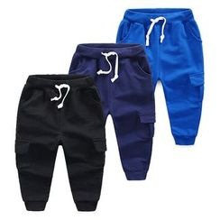 Seashells Kids - Kids Drawstring Waist Sweatpants