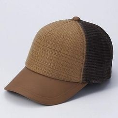 GRACE - Panel Mesh Cap (Extra Large Size)