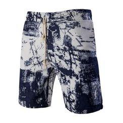 Hansel - Print Shorts
