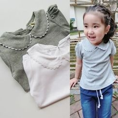 Happy Lala - Kids Short-Sleeve Top