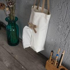 聚可愛 - 帆布懸掛式收納袋