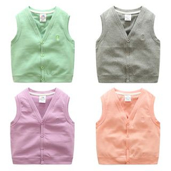 Seashells Kids - Kids Plain Vest