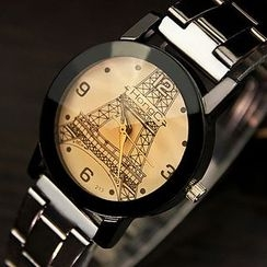 YAZOLE - Eiffel Tower Bracelet Watch